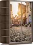 Шкаф-купе Фото-Дуо 2х дверный
